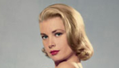 Grace Kelly, timeless beauty, is Vanity Fair's May cover girl