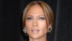 Jennifer Lopez demanded an 8-months-pregnant butt double