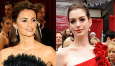 Red Carpet at the Oscars, Including Best and Worst Dressed