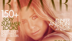 "Jennifer Aniston: ""The last five years have been about spring cleaning for me"""