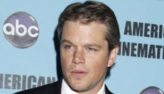 "Matt Damon will guest star on ""30 Rock"""