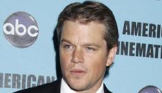 "Matt Damon will guest star on ""30 Rock"""