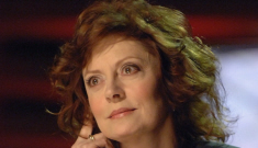 """Exhilarated"" Susan Sarandon loves being called a cougar"