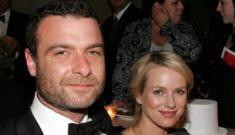 Are Liev Schreiber & Naomi Watts close to splitting up?