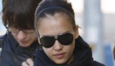 """Jessica Alba plans to adopt"" links"