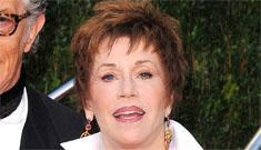 Jane Fonda says she's not proud of her plastic surgery