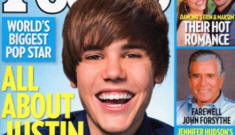 People Mag: Justin Bieber is the second coming of The Beatles