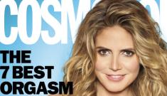 Heidi Klum, Cosmo cover girl – who will win Project Runway?