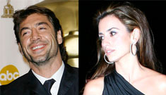 Yummy couple Javier Bardem and Penelope Cruz are getting serious
