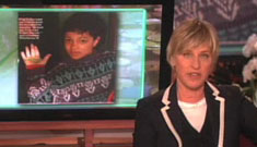 Ellen tears up over hate crime against gay student