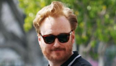 Conan O'Brien announces his new late-night show on TBS