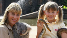 Steve Irwin's family are feuding