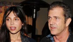 Enquirer: Mel Gibson dumped baby-mama Oksana Grigorieva