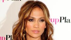 Jennifer Lopez rocks the animal print for 'Back-up Plan' premiere