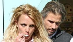 "Britney ""slaps, punches and hits"" boyfriend Jason Trawick"