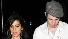 Amy Winehouse & her boobs reunite with Blake, world tries not to vomit