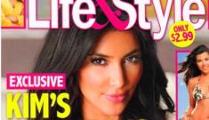 "Kim Kardashian is in ""danger"" because she boned Cristiano Ronaldo"