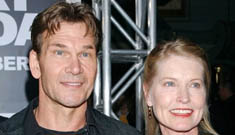 Patrick Swayze's cancer not as serious as thought