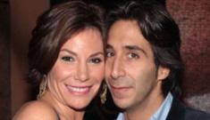 RHoNY Countess LuAnn has David Schwimmer-look-alike boyfriend