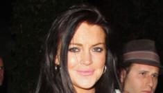 Lindsay Lohan attacks Sam Ronson, Sam calls her 'an angry human being'