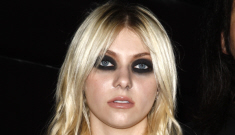 "Taylor Momsen: ""I don't wanna be Courtney Love, I wanna be Kurt Cobain"""