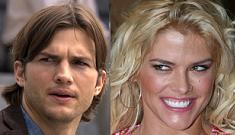 Did Ashton Kutcher steal new TV show concept from Anna Nicole?