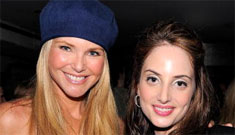 Christie Brinkley and Alexa Ray Joel's mother and daughter plastic surgery