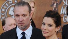 Sandra Bullock filed for divorce last week under a pseudonym