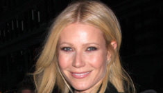Gwyneth Paltrow: hot (pregnant?) Goop in the city