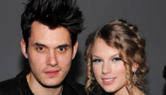 "Taylor Swift will ""drop anything"" as soon as John Mayer texts her"