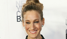 "Sarah Jessica Parker has ""enormous regrets"" about leaving newborn twins"