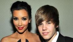 Kim Kardashian & Justin Bieber are probably dating now