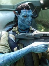 Still from Avatar, released 2009