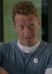 Chris Martin on Modern Family