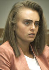 Michelle Carter in I Love You now Die