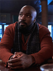 Still of Mike Colter in Evil