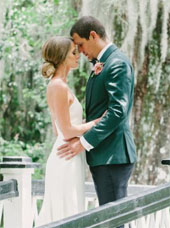 A plantation wedding, which Pinterest and The Knot are putting restrictions around