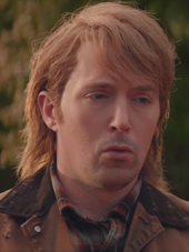 Screenshot from SNL sketch The Pumpkin Patch