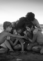 Still from Roma courtesy Carlos Somonte, Netflix press