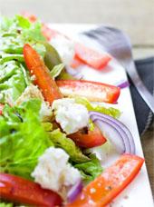 Close up photo of salad, credit Pixabay via Pexels